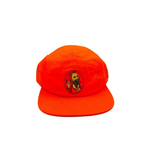 ZIG-ZAG Rolling Papers Classic 5 Panel Hat - Orange