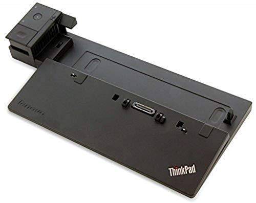 Lenovo ThinkPad Pro Dock - Base de conexión para Ordenador portátil, Color Negro