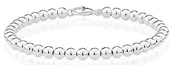 Best 925 sterling silver bracelet Reviews