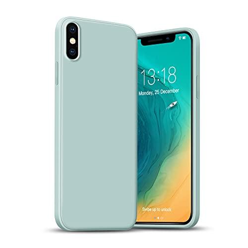 GOODVISH Compatible con iPhone X/XS Case 5.8
