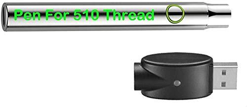 TAIDU Pen Premium Stainless Battery Mini set (Steel)