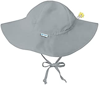 I Play. Baby Solid Brim Sun Protection Hat