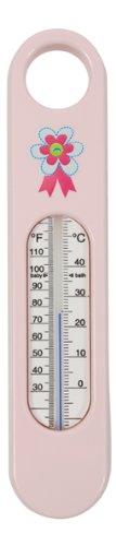 Bébé-jou Thermomètre de Bain ABC Rose Clair