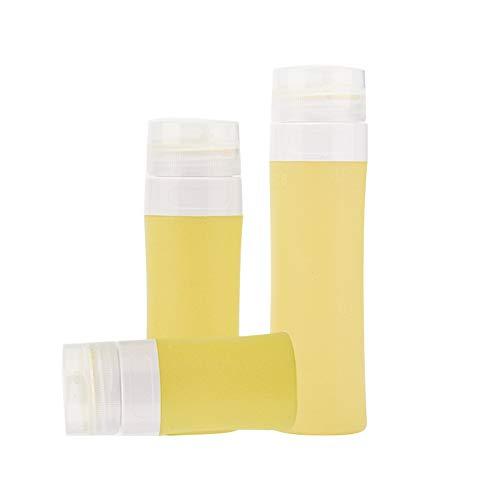 【𝐎𝐬𝐭𝐞𝐫𝐟ö𝐫𝐝𝐞𝐫𝐮𝐧𝐠𝐬𝐦𝐨𝐧𝐚𝐭】 Praktischer praktischer Korrosionsbest ndigkeits-Spender für therische le, Make-up-Spenderflasche, professioneller Maskenbildner für Beauty-Experten(yellow)