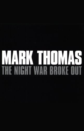 The Night War Broke Out audiobook cover art