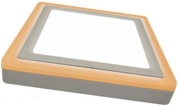 Painel Led Dual Color 18W + 6W Quadrado Sobrepor - Taschibra