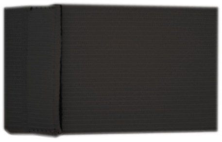 Unbekannt größenverstellbare Armbinde schwarz, mit Klettverschluß, uni