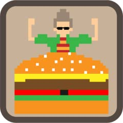 Tap your screen to sell your burgers Unlock ingredients Earn more profit by upgrading your cooking skills and your shop Buy your own sweet house Stunning graphics Smooth game play Challenging and fun
