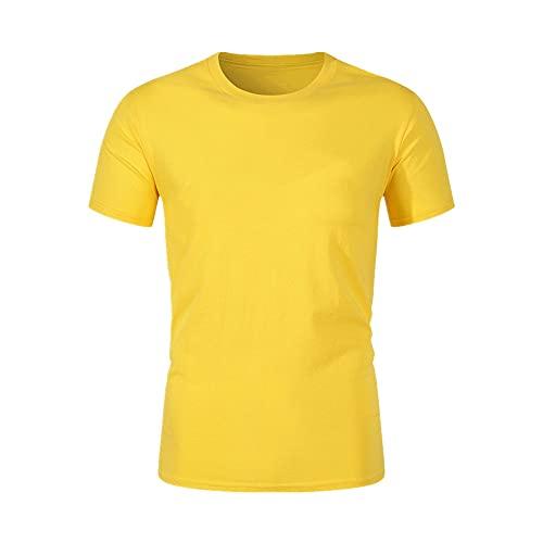 N\P Camiseta de manga corta para hombre y mujer