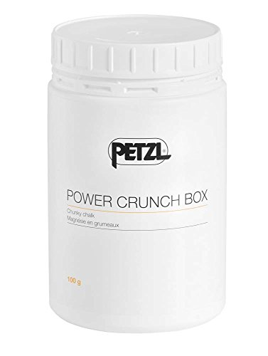 Petzl Chalk, Chalkbag Power Crunch Box