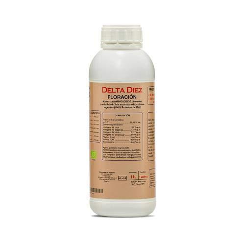 Abono para la floración de Cannabiogen Delta 10 Diez® (1L)