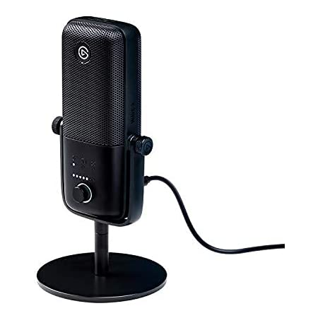 Elgato Wave:3 – USB Condenser Microphone with Digital Mixer and Pop Filter Bundle