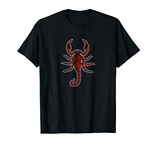 Skorpion Scorpion Spinnentier T-Shirt
