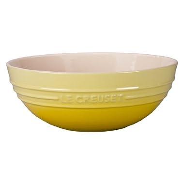 Le Creuset Stoneware Multi Bowl, Large, Soleil