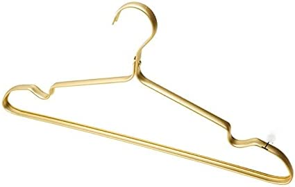 Wachqingayj Coat Hangers 10 Pack Aluminum Strong Super special price Hanger Outlet sale feature 20