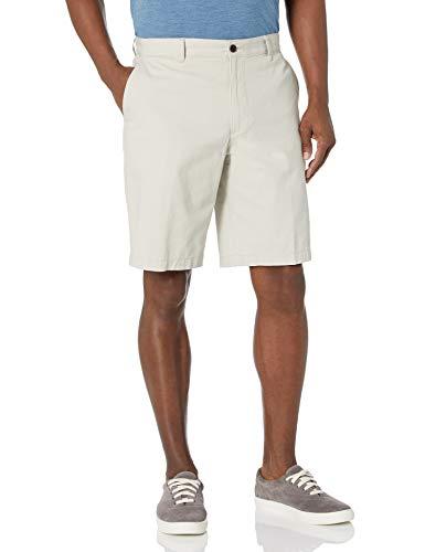 Dockers Men's Perfect Short, Porcelain Khaki (Cotton), 34W