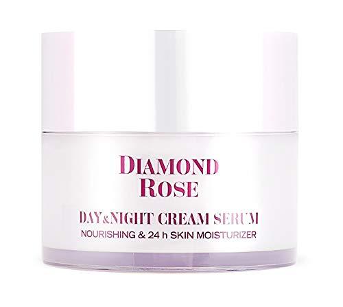 Rosa Alba blanca crema de dia y de noche 50 ml - Biofresh Diamond Rose