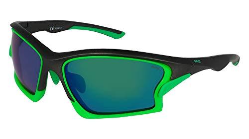 INVU Gafas de sol polarizadas 2901 y verde lentes polarizadas intercambiables