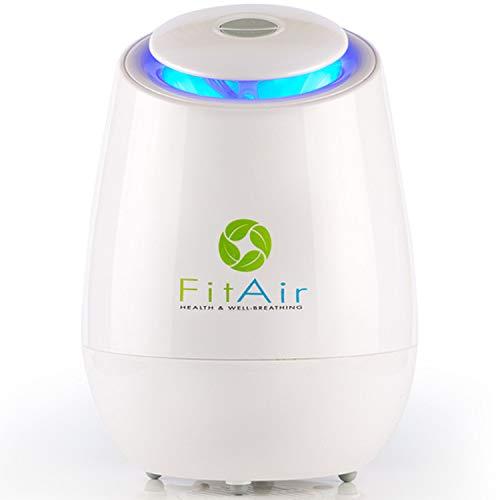 FitAir HEPA Halo Air Purifier