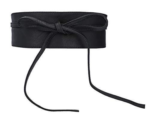 Gusti Gürtel Leder - Federica TaillenGürtel schlichter Ledergürtel zum Binden Accessoires Damen Leder