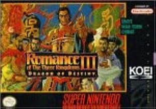 Romance of the Three Kingdoms III: Dragon of Destiny - Nintendo Super NES