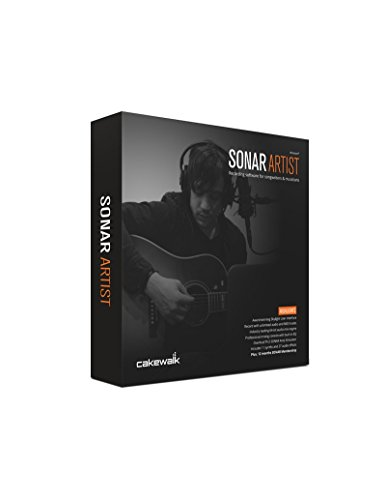 Cakewalk Sonar Artist EDU Lab Pack (5 - Users)