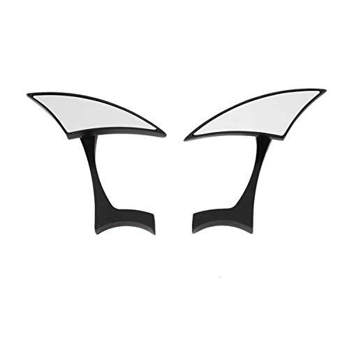 LILICEN Modern Stylish Custom Black Aluminum Blade Spear Rearview for Motorbike Accessories Accessories