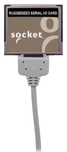 Serial Adapter - Plug-in Module - Compactflash Card - RS-232-921 Kbps