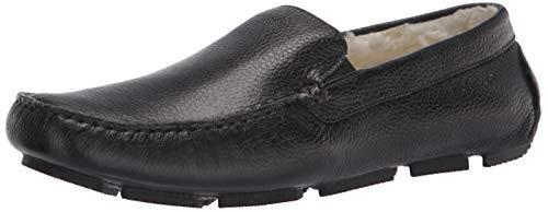 Rockport Men's Rhyder Slipper, Black, 10