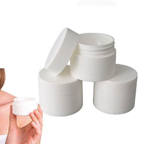 qingqingxiaowu Botes Viaje Avion Botes Viaje Botellas de Viaje para artículos de tocador Los contenedores con Tapas De Almacenamiento de Maquillaje