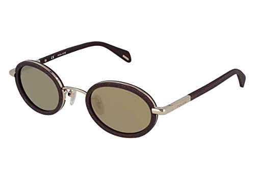 Gafas de sol Police SPLA 21 Marrón 300G
