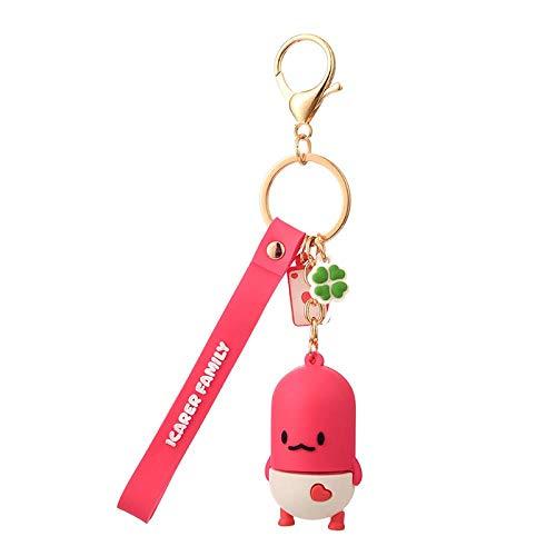 Dijiao Schlüsselkette kreative Cartoon Geqi Schlüsselkette Handy Tasche hängende Accessoires jeder kann vorbereiten, Die magische Pille des Jupiters