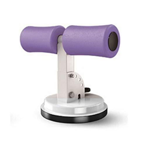 Barra de abdominales de autoaspiración, entrenamiento de músculos y todo el cuerpo, fácil para el entrenamiento del núcleo abdominal, estiramiento de brazos y piernas, ejercicio en el hogar, equipo de