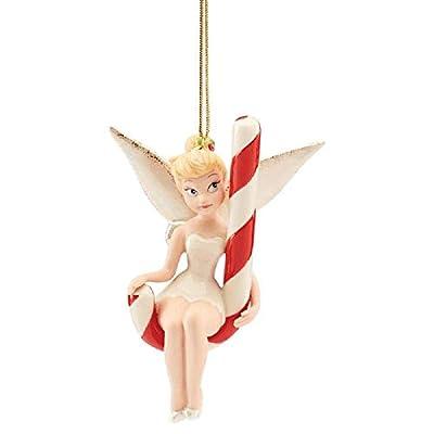 Lenox 2020 Sitting Sweetly Tinker Bell Ornament, 0.40 LB, Multi