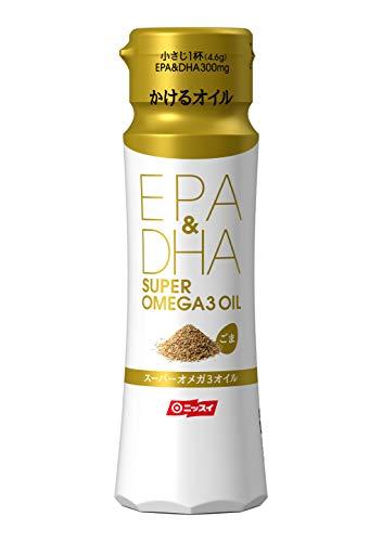【ニッスイ】EPA&DHAスーパーオメガ3オイル(かけるEPAオイル) ごま