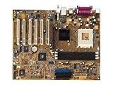 ASUS A7V8X-X - Motherboard - ATX - KT400 - Socket A - UDMA133 - Ethernet - 6-channel audio