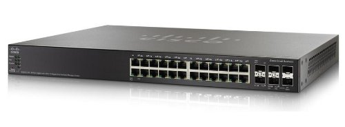 Cisco SG500X-24P-K9-G5 Small Business 500 Series Stackable Managed Swi