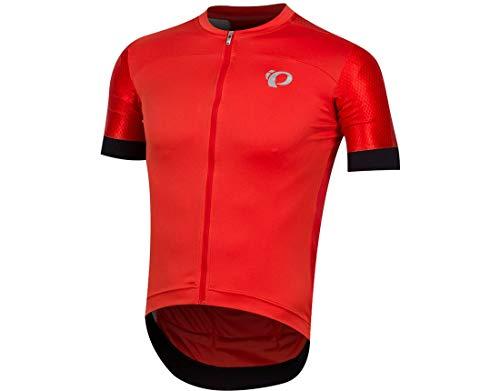 PEARL IZUMI Maillot Pi M/C Elite Speed Rojo T-XS Camiseta