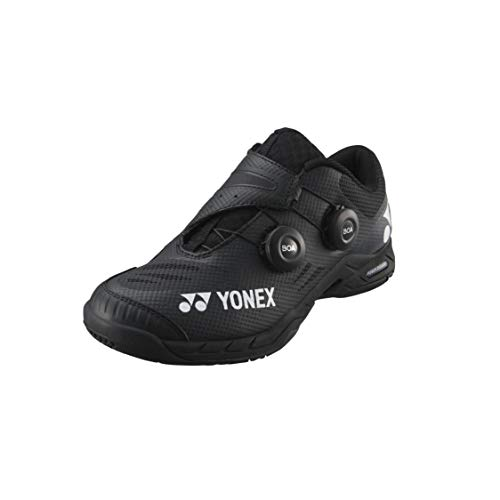YONEX Badmintonschuh Power Cushion Infinity schwarz Topmodell (43 EU)
