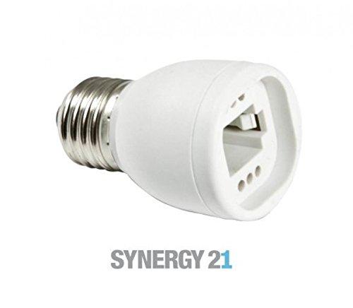 Synergy 21 LED Adapter E27->G23/G24