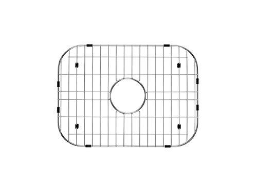 Soleil SSGR-2318 Single Bowl Kitchen Sink Grid in Brushed Stainless Steel