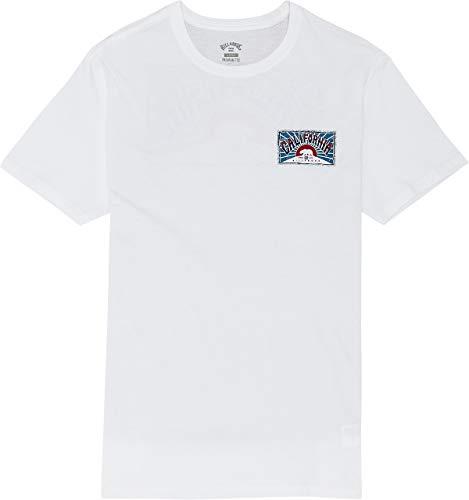 BILLABONG™ - Camiseta - Hombre - L - Blanco
