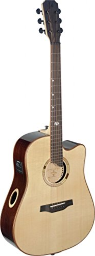 James Neligan eli-d Elijah Serie Dreadnought Akustische Gitarre