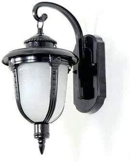 Romántico estilo mediterráneo Iluminación de la pared Personalidad creativa Muro Spotlightstraditional clásico clásico al revés iluminación de la iluminación, IP65 Linterna de montaje en pared exterio