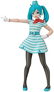 Hatsune Miku Doll Crystal Figure Project DIVA Arcade Future Tone Japan import