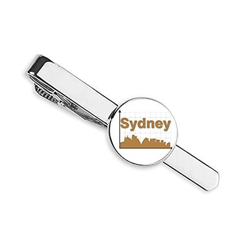 Sydney Krawattenspange für Herren