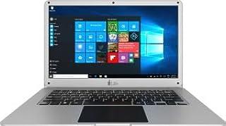 i-Life ZedAir H6 Laptop - Intel Celeron Apollo Lake N3350, 14-Inch, 500GB, 6GB, Eng-Arb-KB, Windows 10, Silver