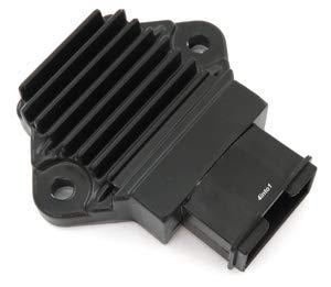 Regulator Rectifier Compatible with Honda CB/CBR/250/300 CB-1 CB/CBR600 VFR/VT750 PC800 VTR1000F - Works w/Lead Acid, Gel + Lithium