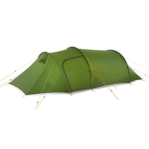 LYN Tienda de campaña, Carpa rápida, Menos de 1 Minuto de configuración; Tienda de mochilero; Refugio Instantáneo para Camping de Playa o Montaña. (Color : Orange)