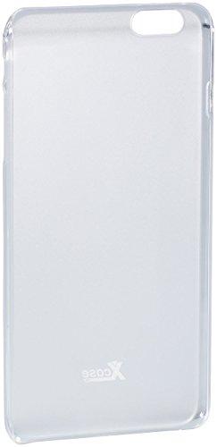 Xcase iPhone 6 Plus Hülle: Superdünnes Schutzcover für iPhone 6/s Plus, halbtransp, 0,3 mm (iPhone Schutzhülle)